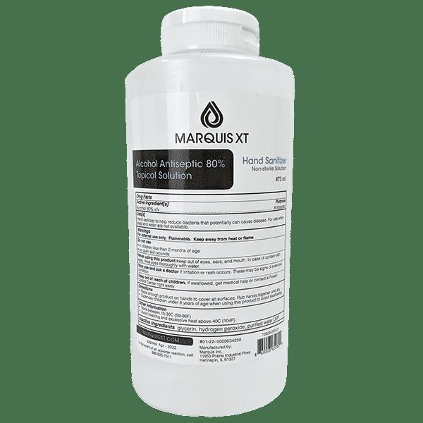 16 oz hand sanitizer (Marquis)