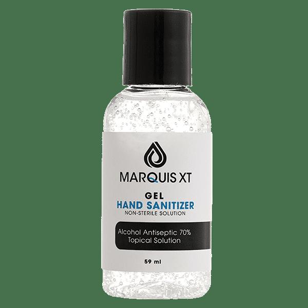 2 oz hand sanitizer gel (Marquis)