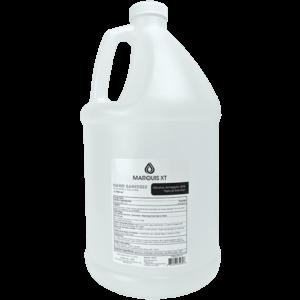 Hand Sanitizer- 3,785 ml (0.999 US gallon)case of 4 bottles
